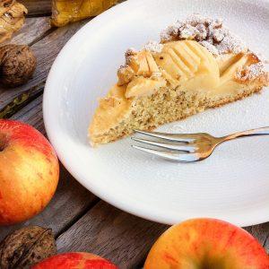 Apfelkuchen glutenfrei