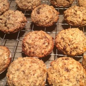 Lebkuchen glutenfrei ohne Nüsse