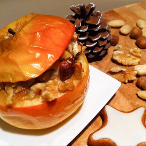 Bratapfel glutenfrei