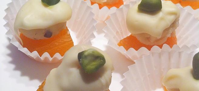 Konfekt Rezept Aprikosen Marzipan