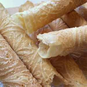 Neujahrshörnchen Nuejahrskuchen glutenfrei