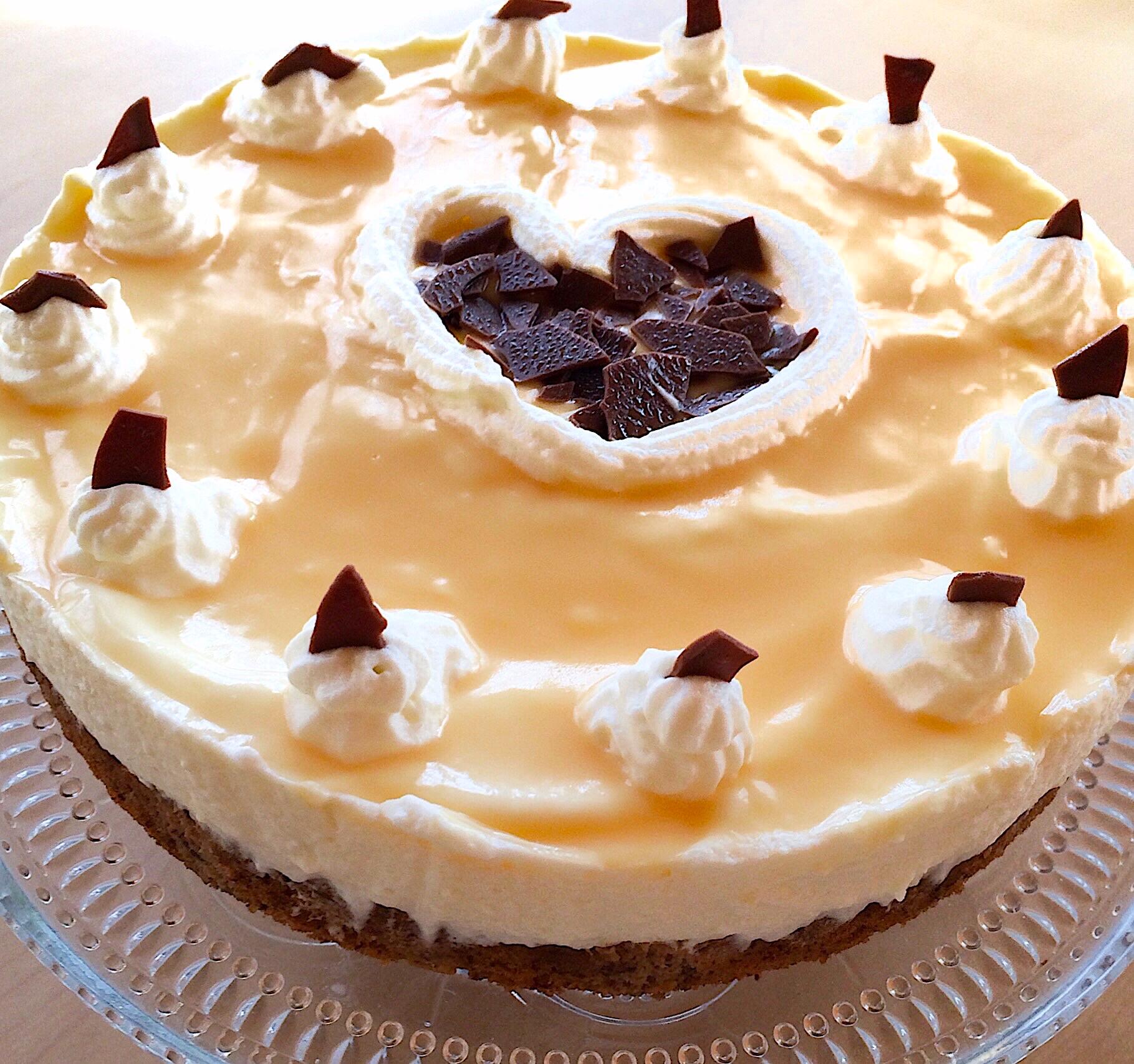 Eierlikör Torte glutenfrei