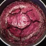 Zubereitung Heidelbeer Käsekuchen