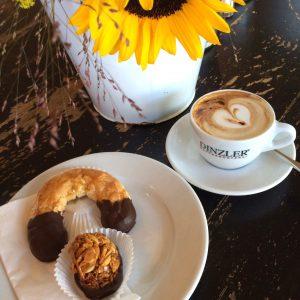 Dinzler Kaffeerösterei glutenfrei am irschenberg
