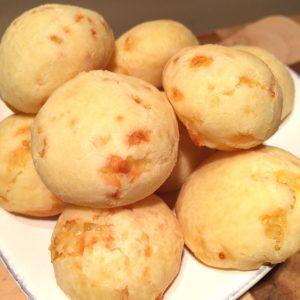 Mandi-o Käsebällchen Brasilien glutenfrei Erding