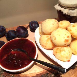 brasilianische Käsebällchen Mandi-o glutenfrei