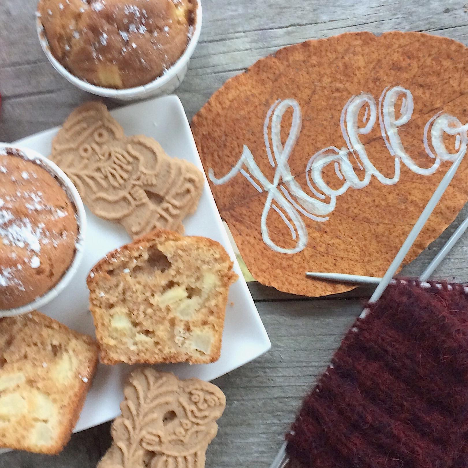 Rezept glutenfreie apfel muffins