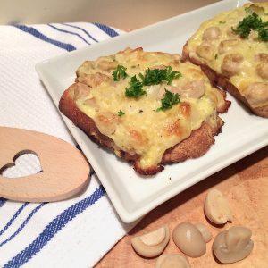 Überbackener Toast Weißbrot glutenfrei befrost Brotzeit-Challenge