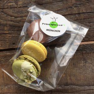 Macarons glutenfrei principessa's München
