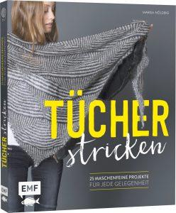 Tücher stricken Madchenfein EMF Verlag