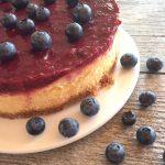 Cheesecake glutenfrei
