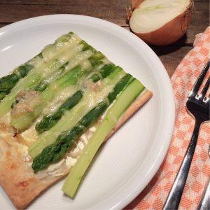 grüner Spargel Blätterteig glutenfrei