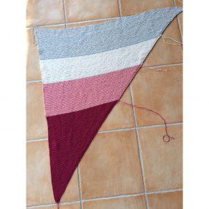 Catania Dreieckstuch Anleitung stricken