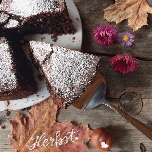 Schoko-Mandel-Kuchen glutenfrei