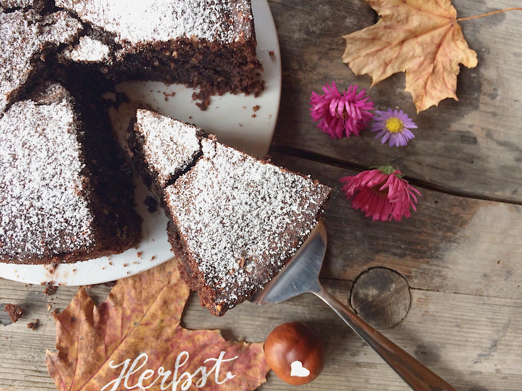 Spanischer Schoko Mandel Kuchen Glutenfrei Glutenfreie Rezepte