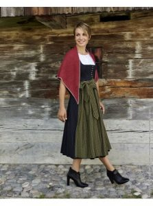 Dreieckstuch Magdalena Neuner Lana Grossa