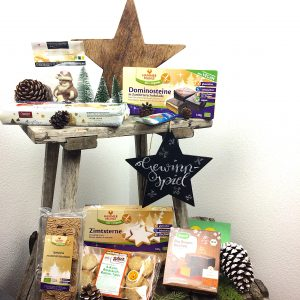 Gewinnspiel Weihnachten glutenfrei Shop unverträglich