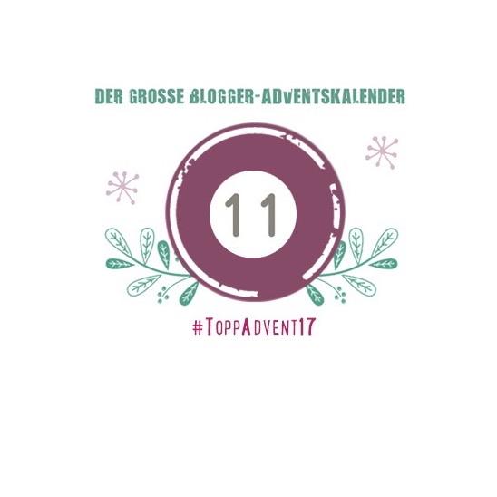 Topp Blogger Adventskalender Gewinnspiel