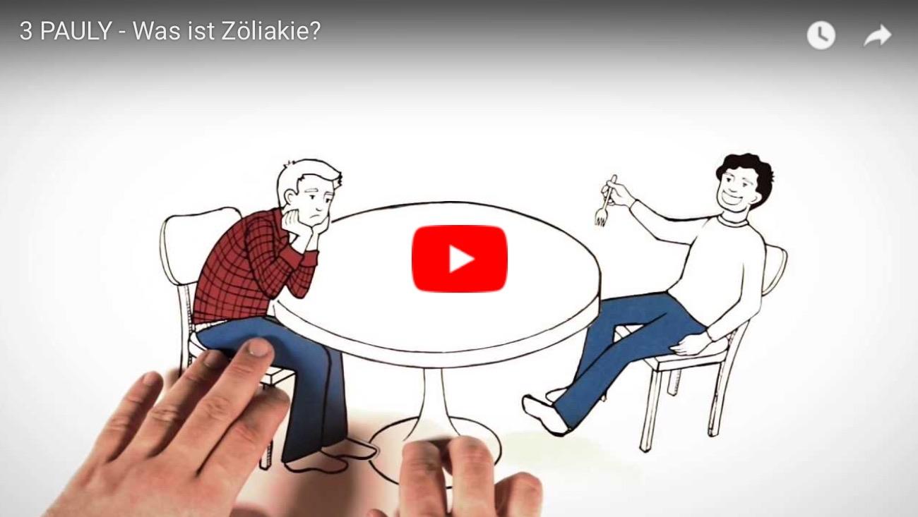 Was ist Zöliakie