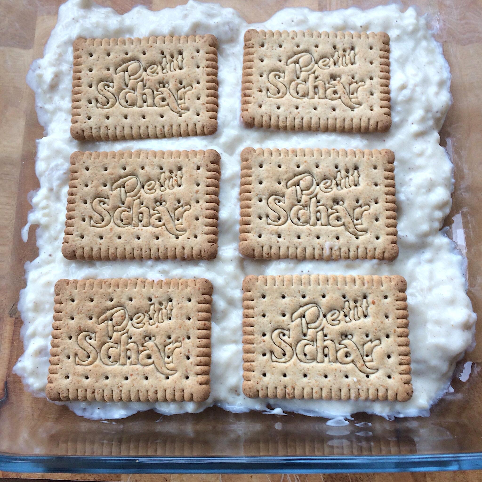 Eclair Kuchen glutenfrei Rezept