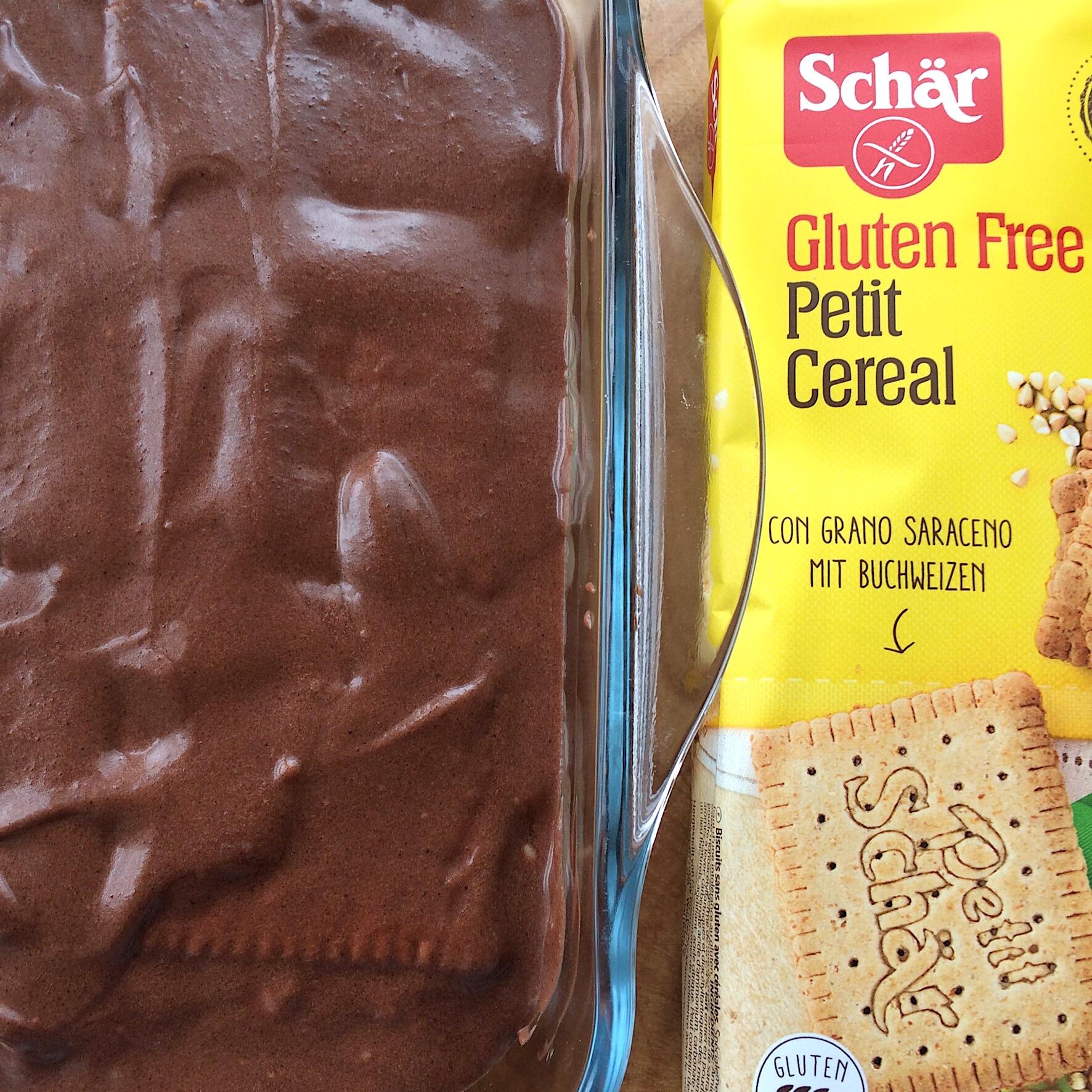 Eclair-Kuchen glutenfrei Rezept