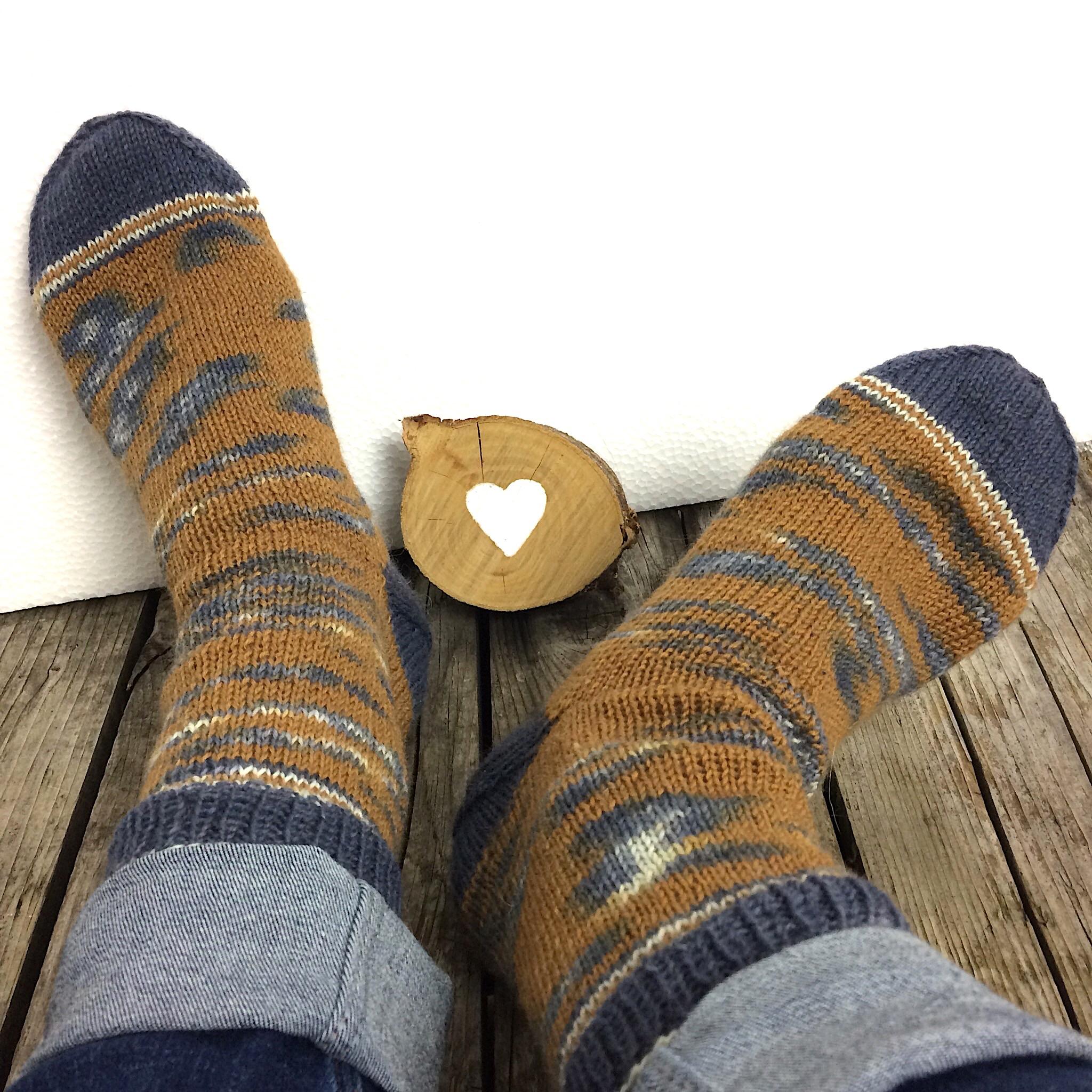 Kinds Magic sock yarn