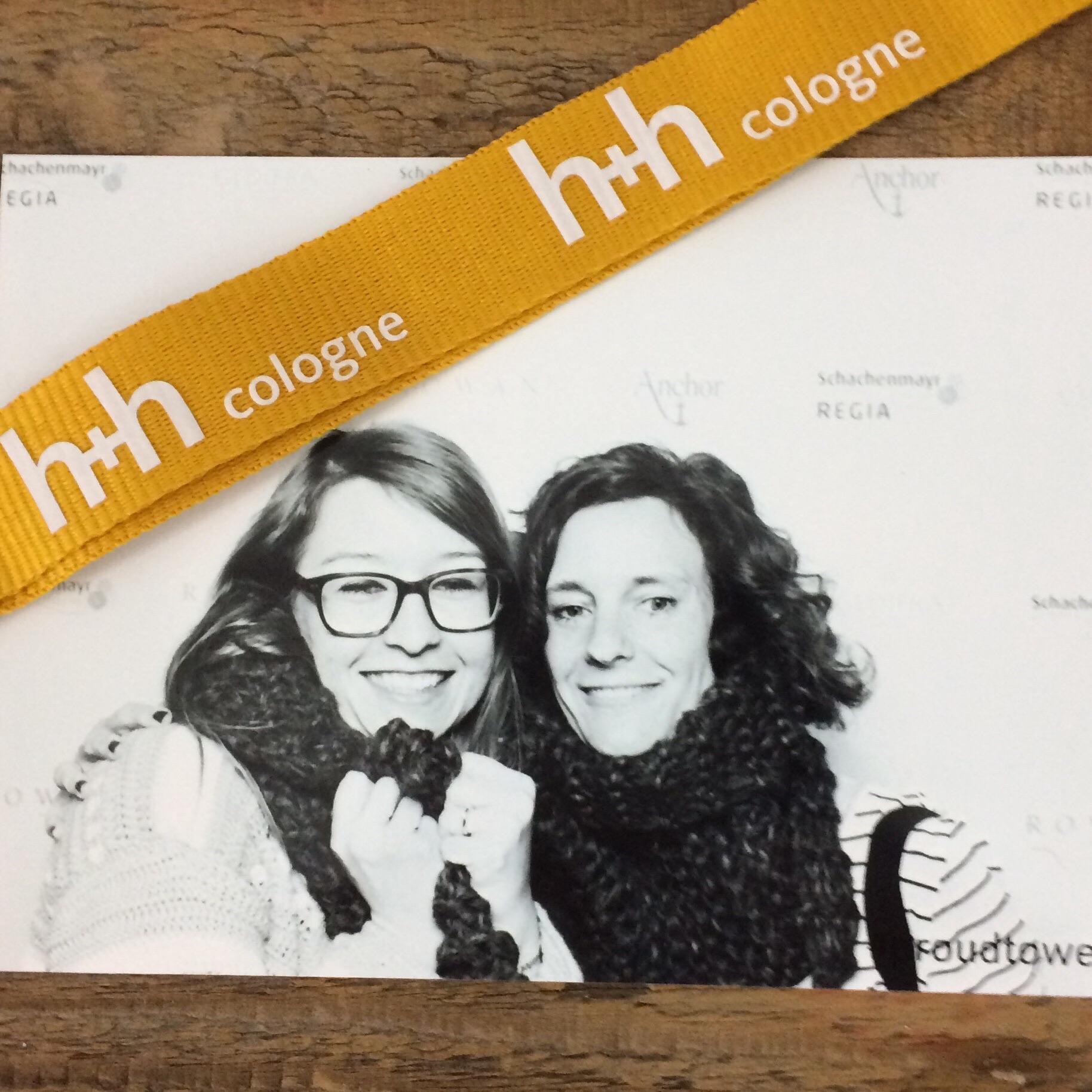 h und h cologne 2018 Messe Handarbeit in Köln