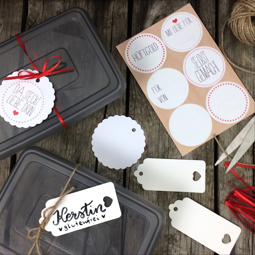 DIY Ideen Lunchbox Brotzeitbox