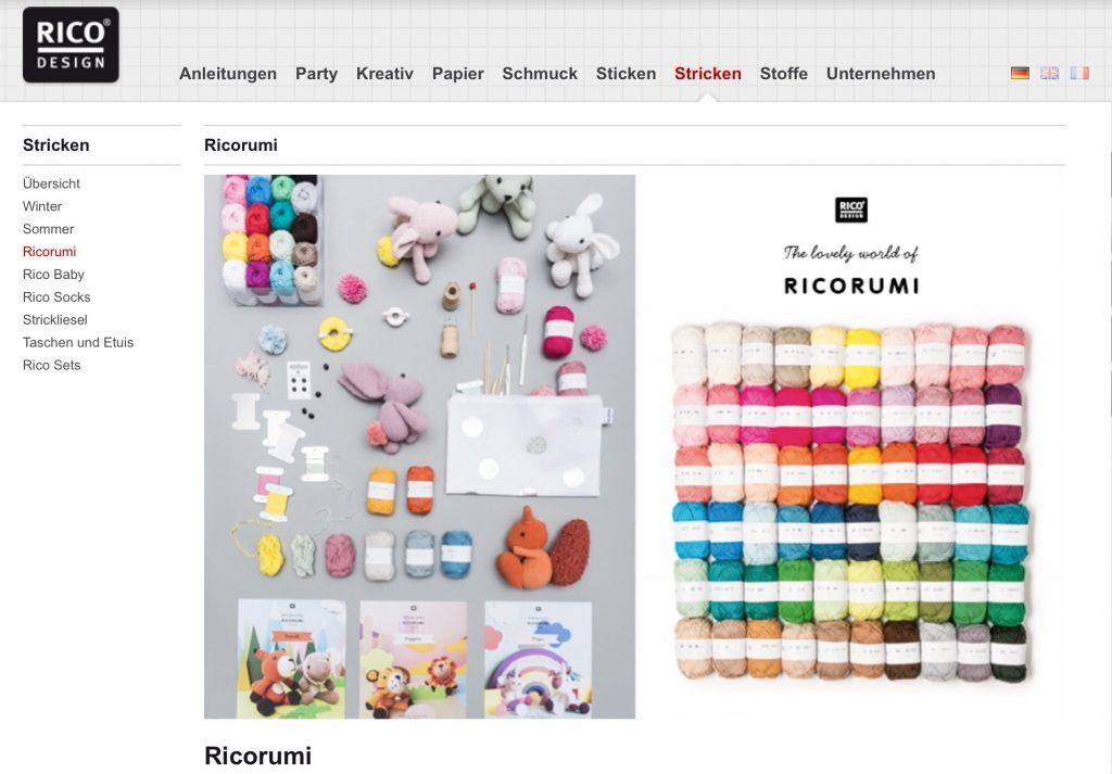 RICORUMI Rico Design Amigurumi häkeln