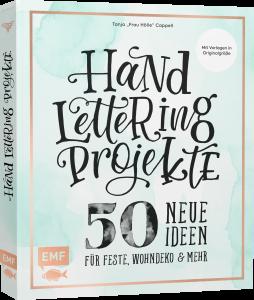 Handlettering Projekte 50 Ideen Frau Hölle EMF Verlag