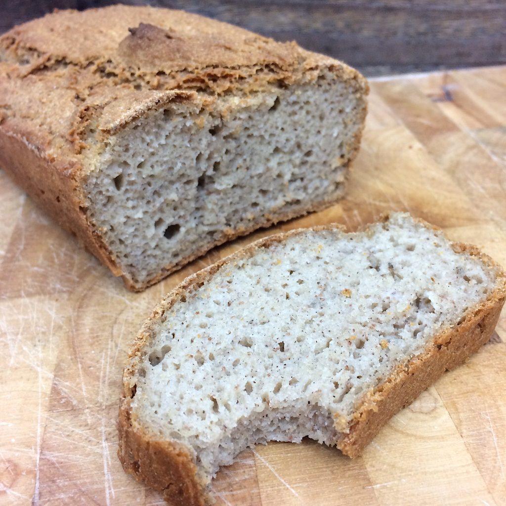 Teff Brot Backmischung glutenfrei 3PAULY