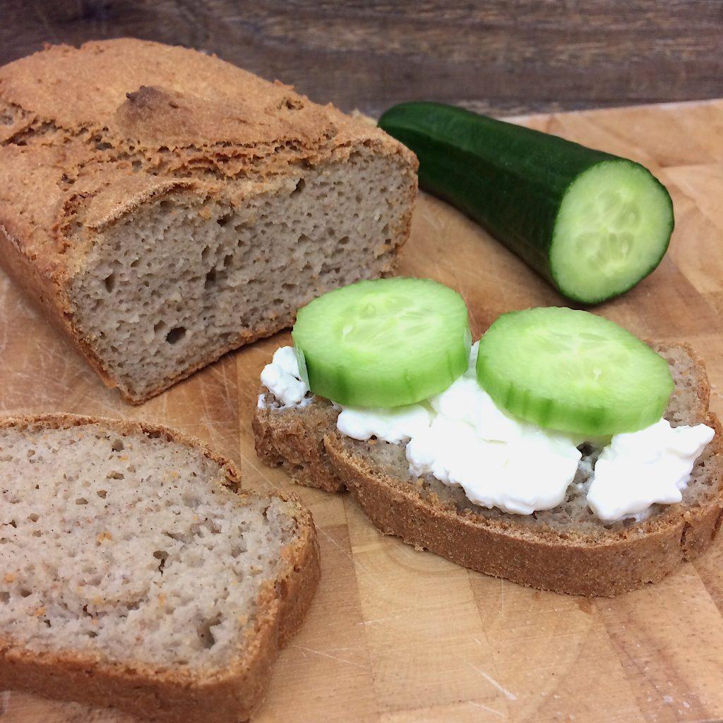 3PAULY Teff Brot Backmischung glutenfrei