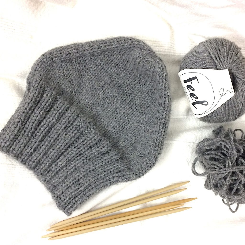 Strickset hessnatur bio alpaka Feel