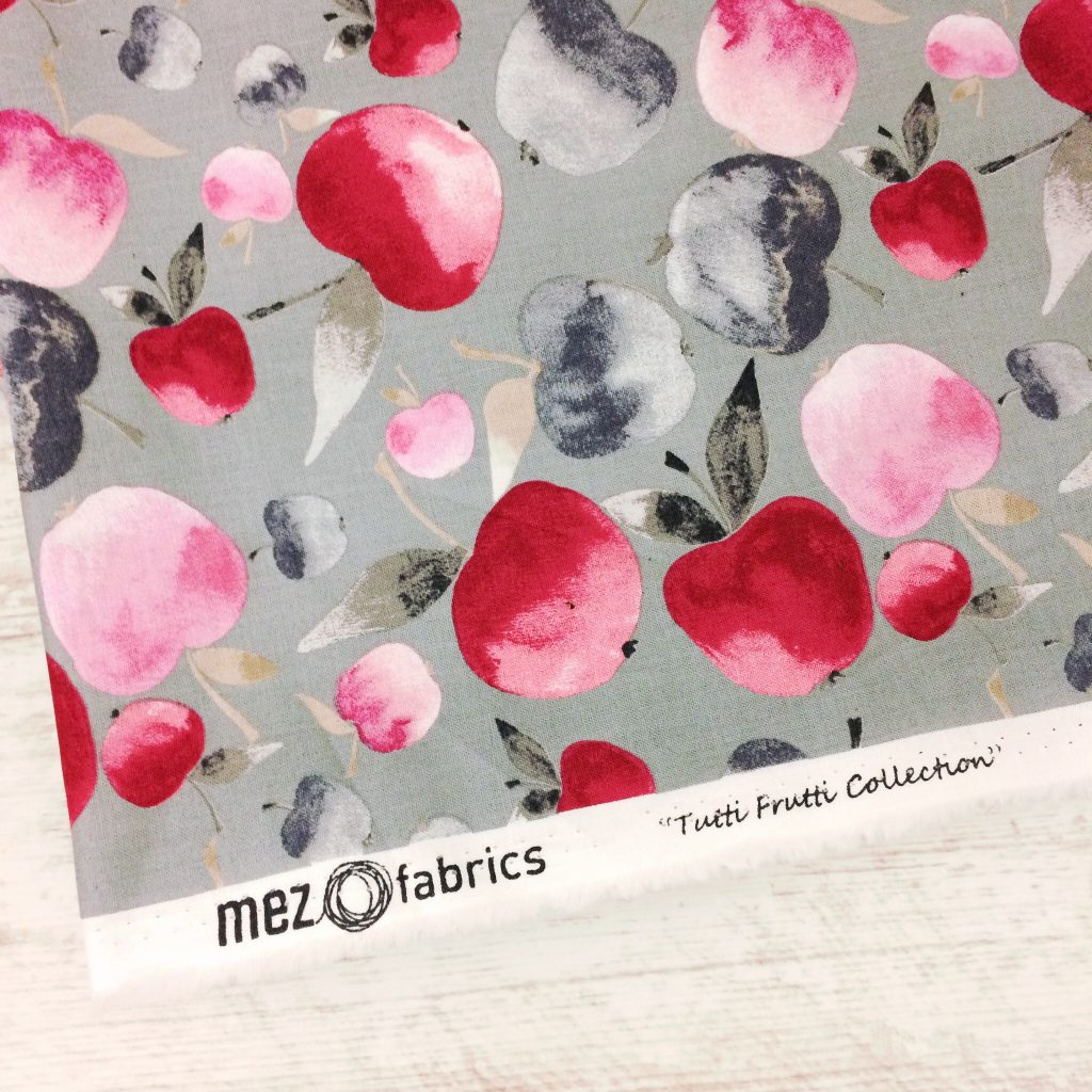 Tutti frutti collection Mez fabrics Stoff