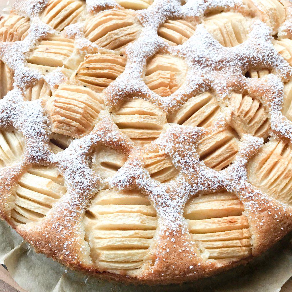 Schneller Apfelkuchen von BauckHOF glutenfrei