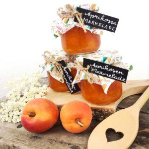 Aprikosenmarmelade Rezept