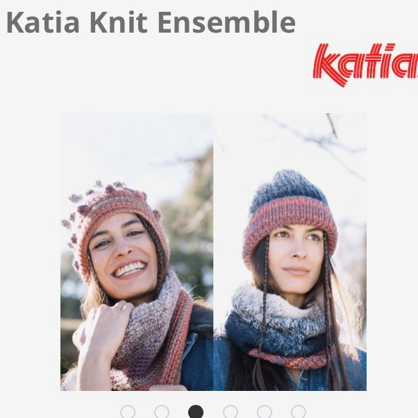 katia set knit ensemble