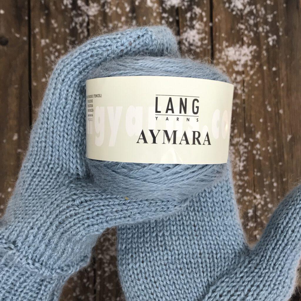 Fäustlinge stricken lalaineberlin Aymara langyarns